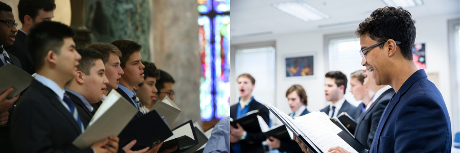 Music - Georgetown Preparatory School