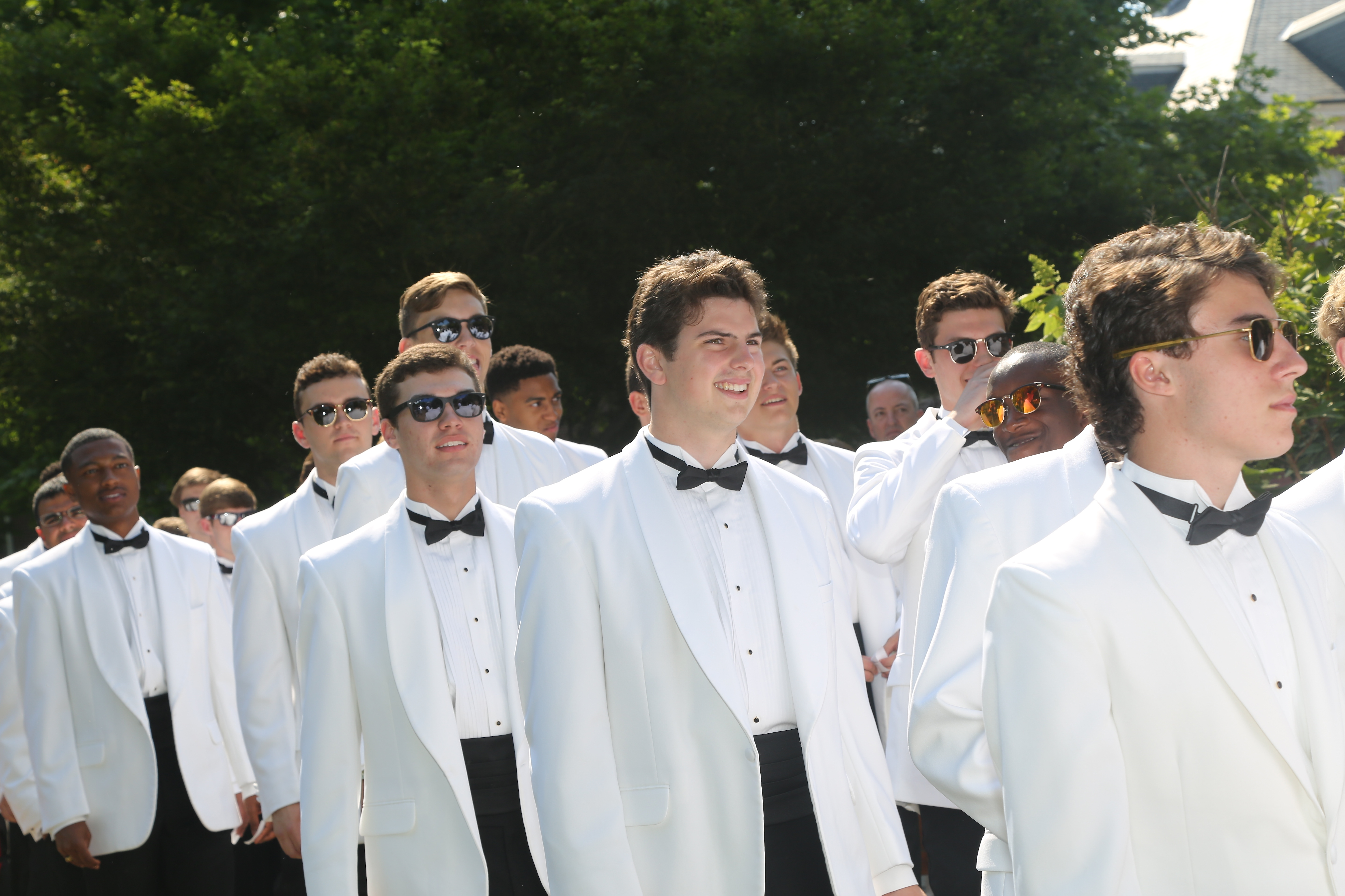 Georgetown Prep Commencement 2016